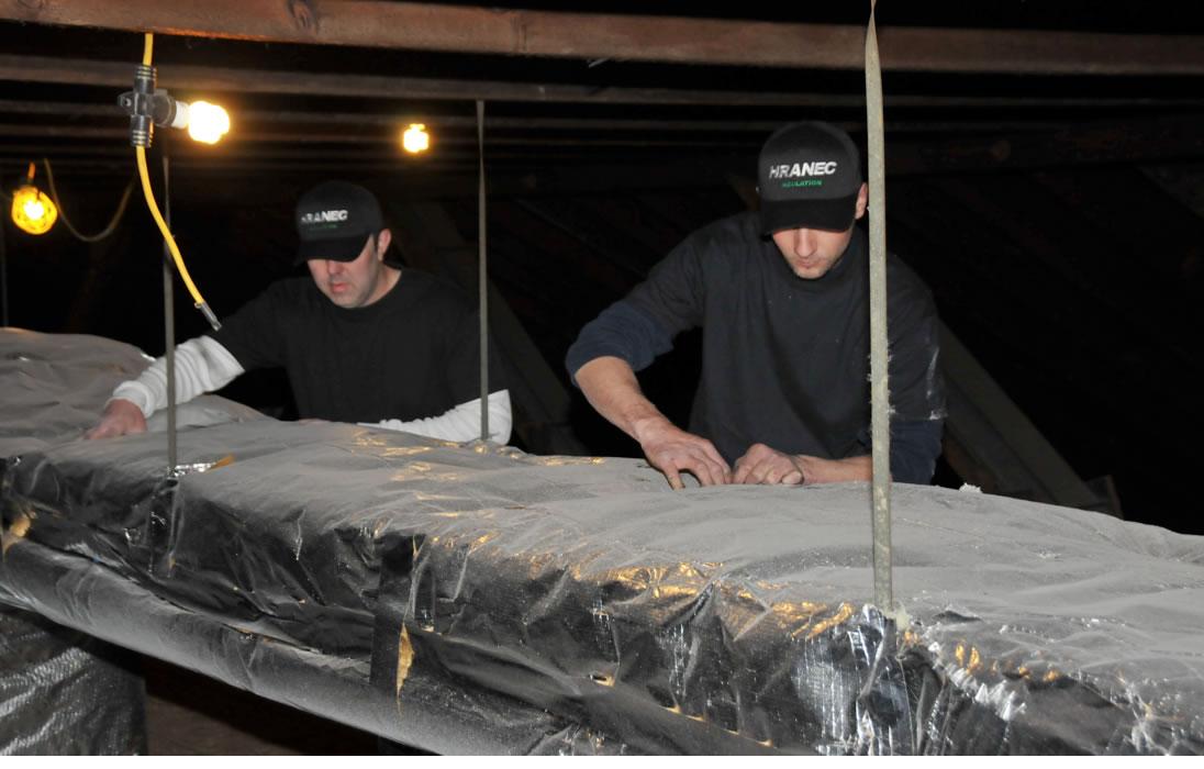 hranec insulation corporation